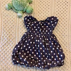 3t toddler girls bubble dress